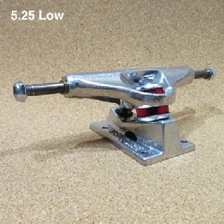 VENTURE TRUCK SILVER 5.25 LOW (単品)