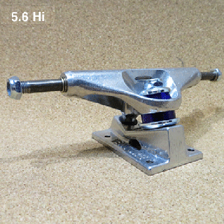 VENTURE TRUCK SILVER 5.6 HIGH (単品)