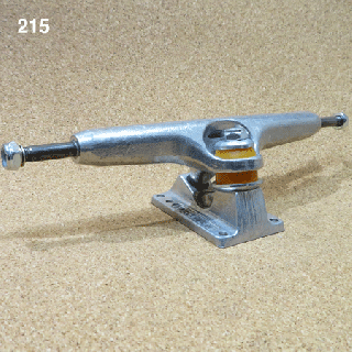 INDEPENDENT TRUCK 215 SILVER STANDARD (単品)
