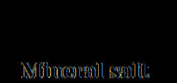onila Mineral salt