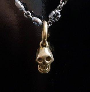ペンダントトップ -creepy skull pendant top-