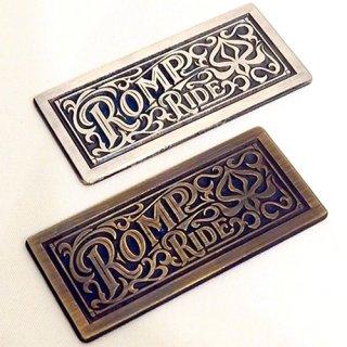 カスタムプレート -Romp plate-
