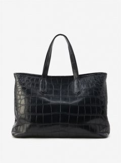 【ご予約】Cisei × 山本製鞄 Crocodile Tote Bag Large (クロコダイル トートバッグ ラージ)