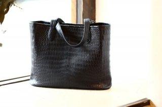 【ご予約】Cisei × 山本製鞄 Crocodile Tote Bag Medium (クロコダイル トートバッグ ミディアム)