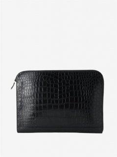 【ご予約】Cisei × 山本製鞄 Crocodile Document Case Large (クロコダイル ドキュメントケース ラージ)