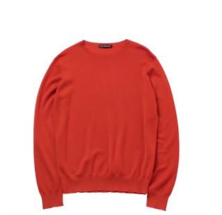【ご予約】MANRICO CASHMERE (マンリコ カシミア) スーパーカシミア クルーネック セーター