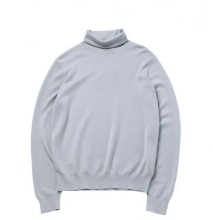 【ご予約】MANRICO CASHMERE (マンリコ カシミア) スーパーカシミア タートルネック セーター