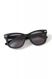 【ご予約】FIXER (フィクサー) BLACK PANTHER 925 SILVER サングラス MATTE BLACK × BLACK SMOKE (マットブラック×ブラックスモーク)