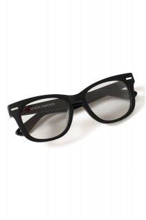【ご予約】FIXER (フィクサー) BLACK PANTHER 925 SILVER サングラス MATTE BLACK × LIGHT GRAY (マットブラック×ライトグレー)