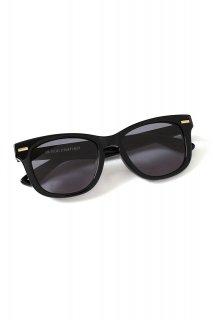 【ご予約】FIXER (フィクサー) BLACK PANTHER 18K GOLD サングラス BLACK × BLACK SMOKE (ブラック×ブラックスモーク)