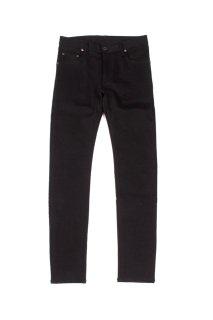 【ご予約】BACKLASH (バックラッシュ) Stretch Skinny Denim Pants ストレッチ スキニー デニム パンツ BLACK (ブラック)