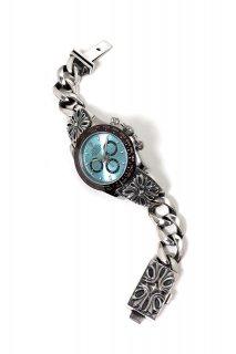 【ご予約】Balvenie Wilhelm (バルヴェニー ヴィルヘルム) Mk.I Watch Bracelet 925 SILVER マークワン ウォッチブレスレット SILVER (シルバー)