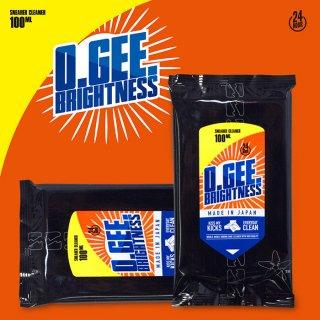 O.Gee.Brightness : SNEAKER CLEANER SHEET