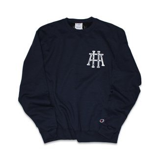 HIGHAURA : LOGO SWEATSHIRT