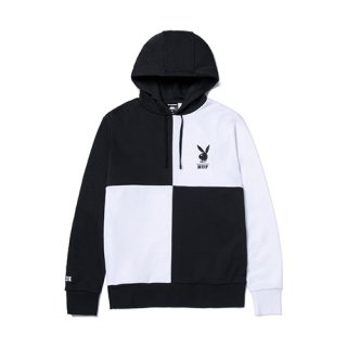 HUF : PLAYBOY COLOR BLOCK P/O HOODIE