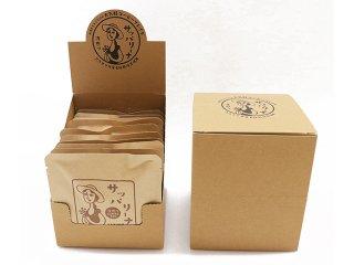 コーヒーバッグ 浅煎りサッパリーナ 10包