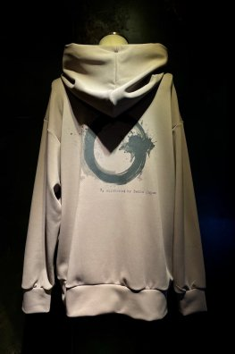 <img class='new_mark_img1' src='https://img.shop-pro.jp/img/new/icons5.gif' style='border:none;display:inline;margin:0px;padding:0px;width:auto;' />Aqua Suiting Jersey Hoodie 『a ouroboros』