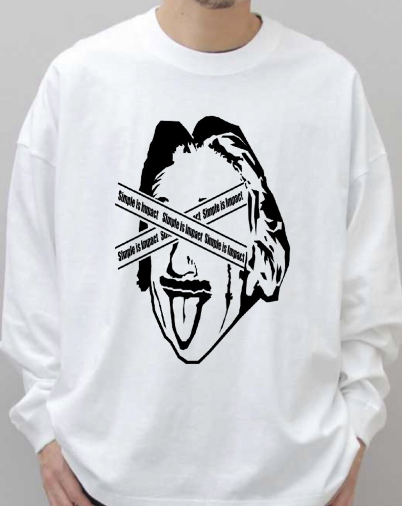 T-shirt long 33