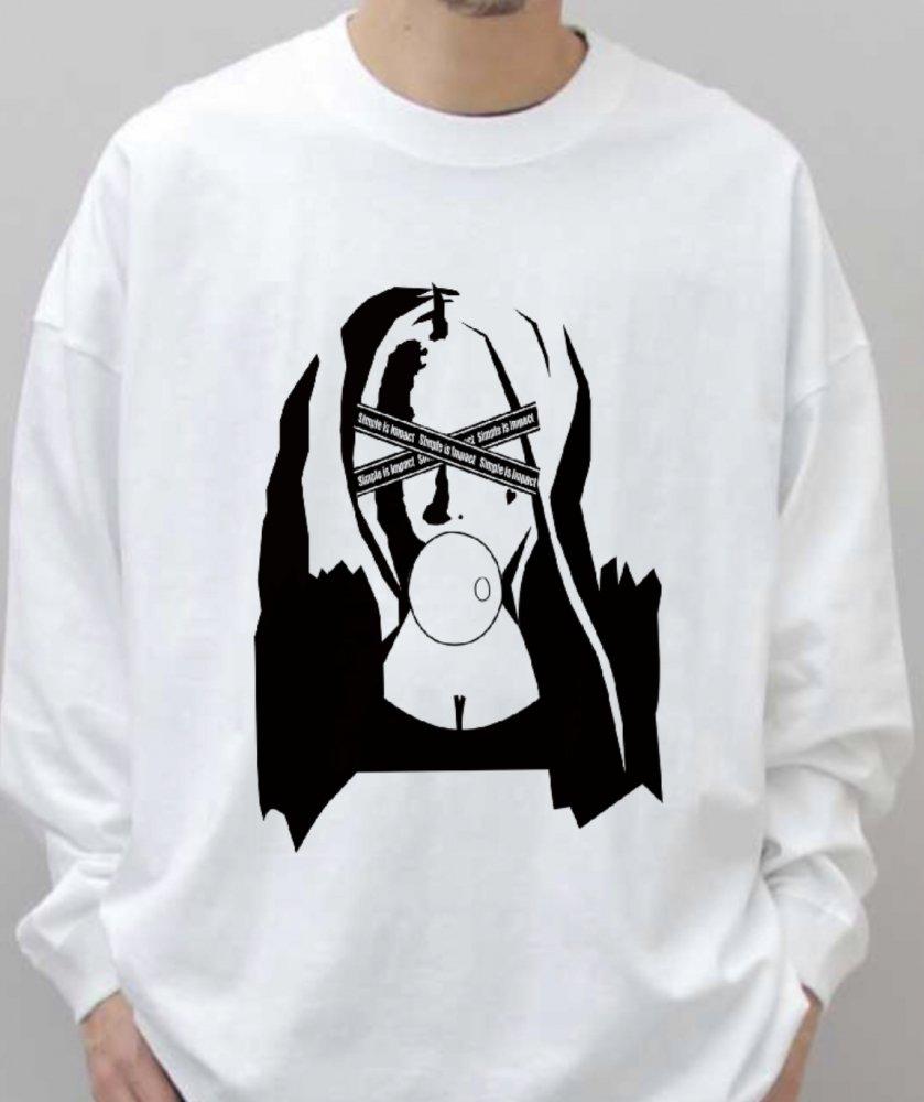 T-shirt long 34