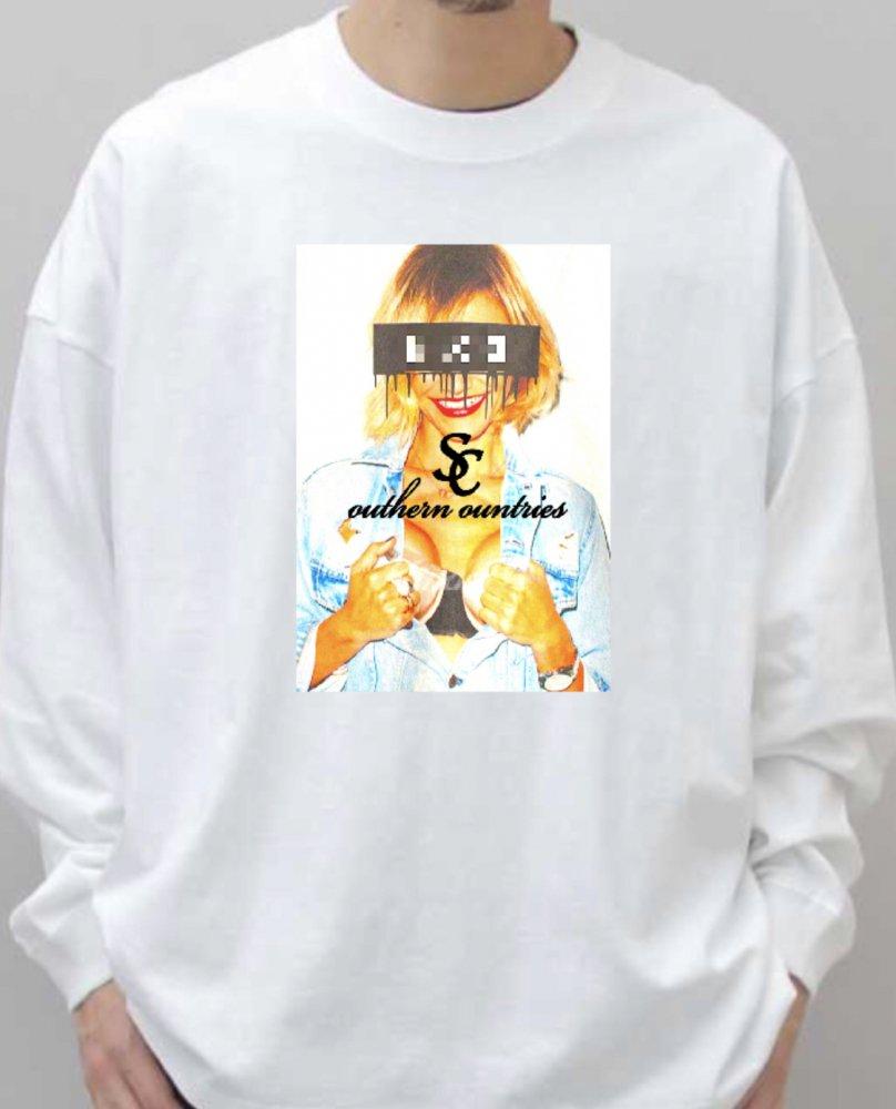 T-shirt long 45