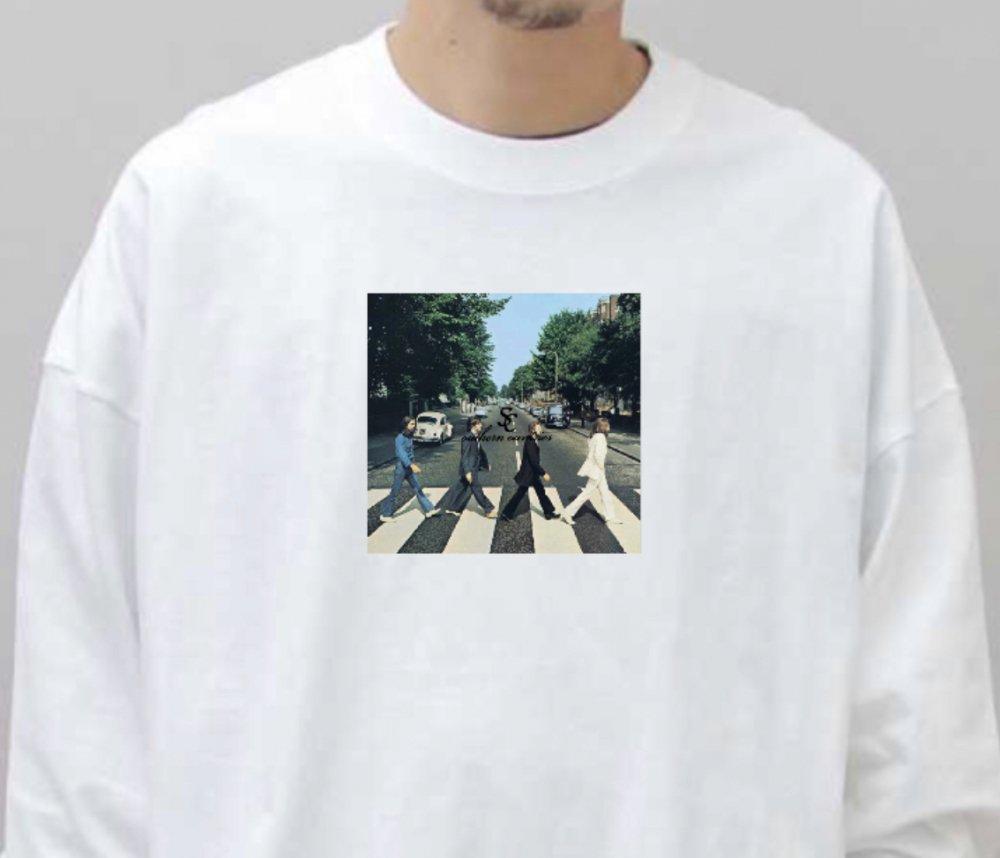 T-shirt long 74