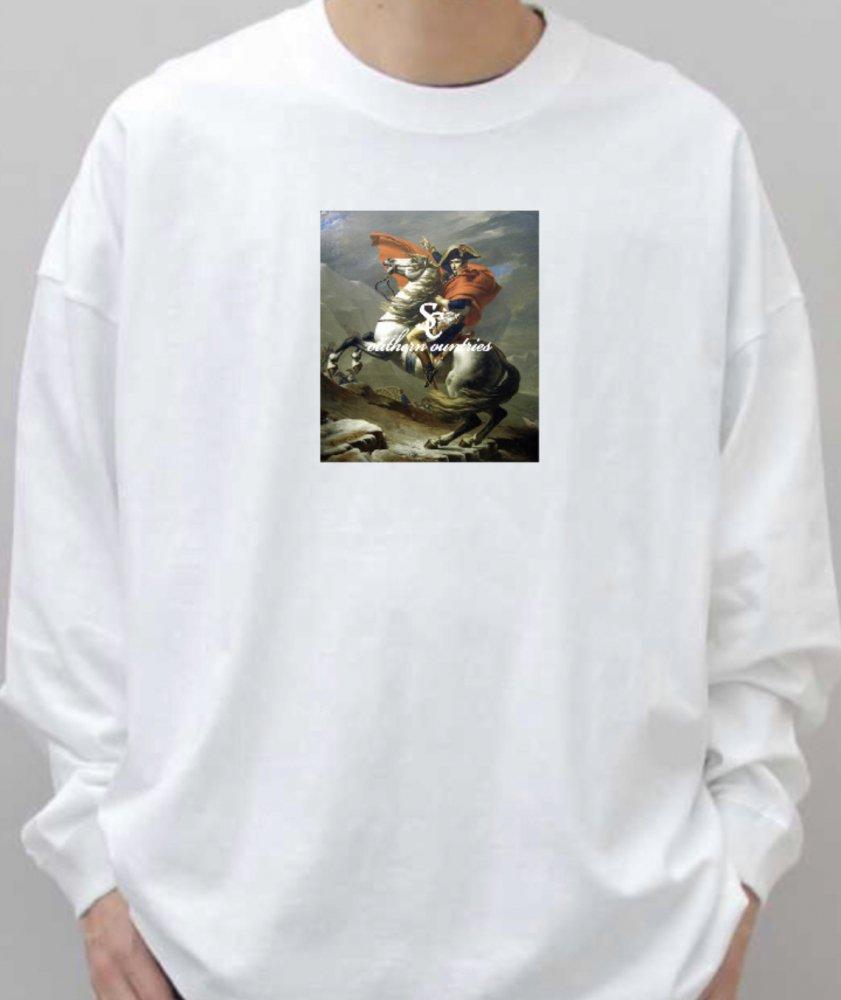 T-shirt long 78