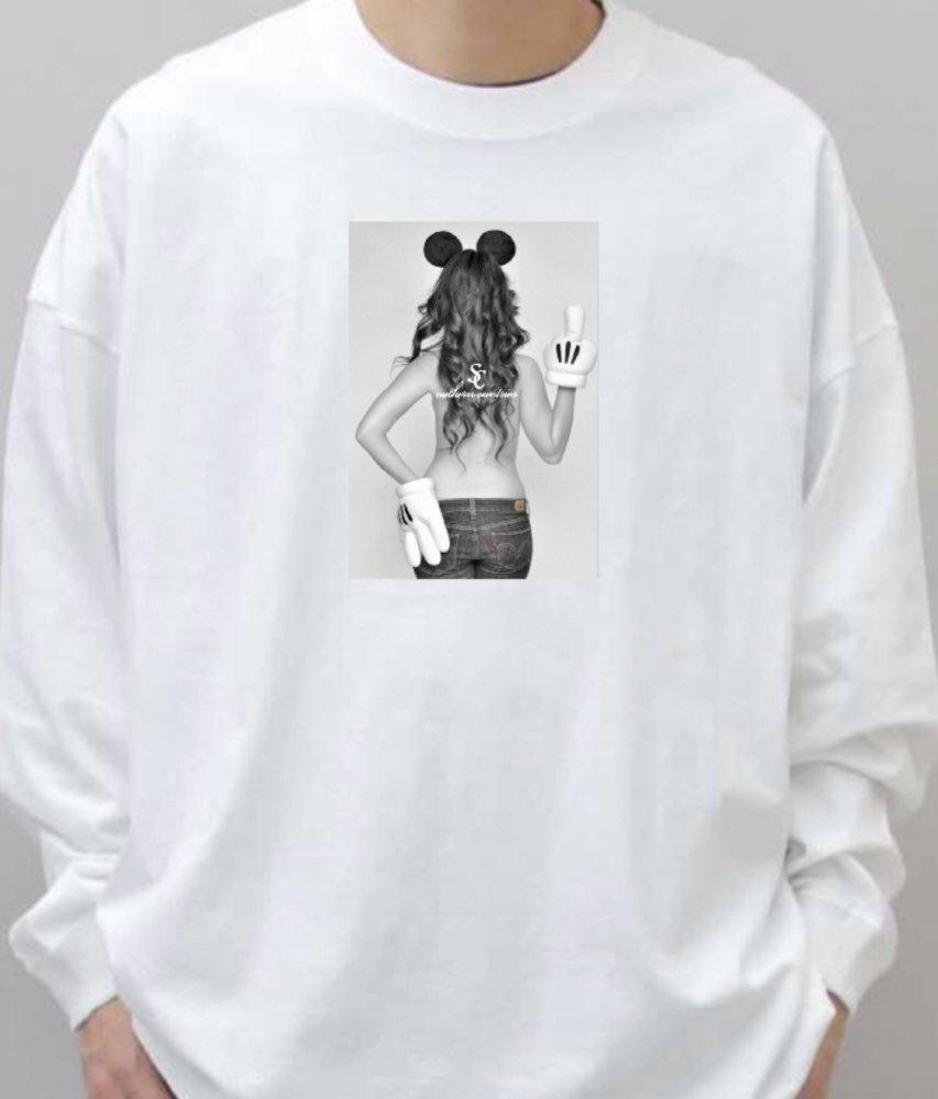 T-shirt long 79