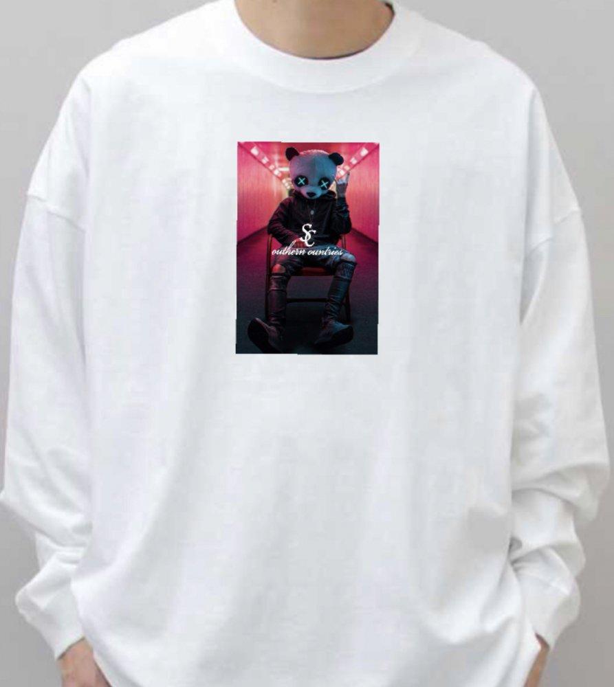 T-shirt long 81