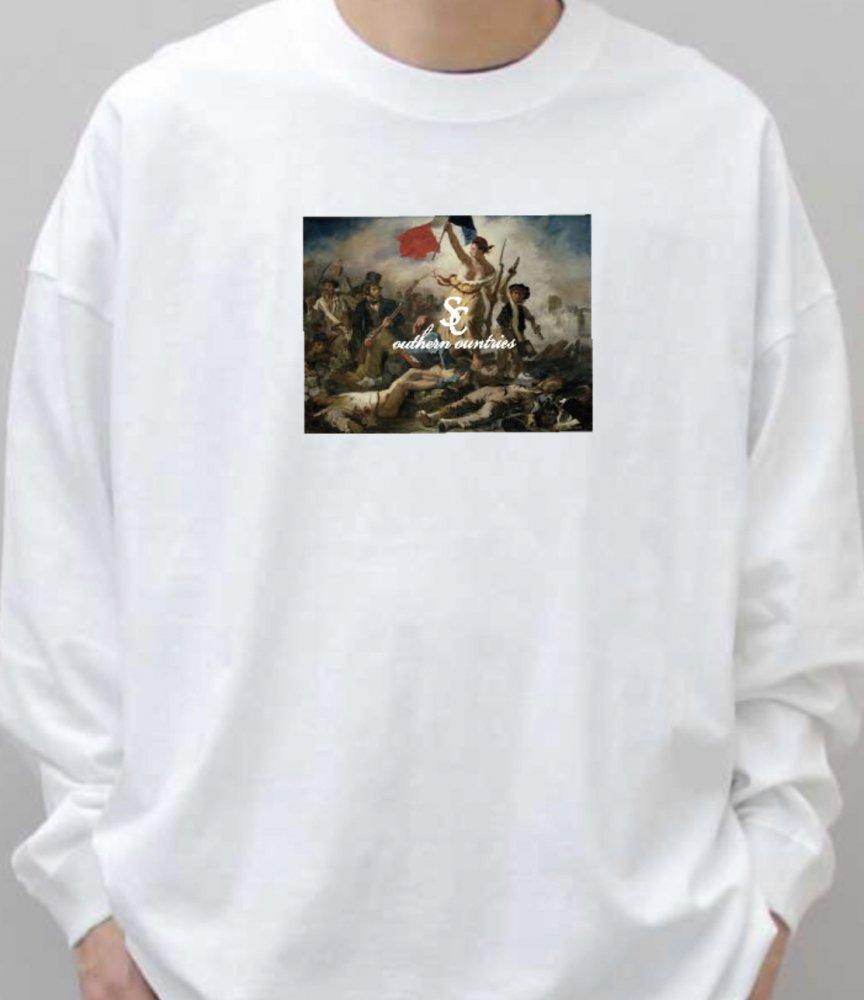 T-shirt long 82