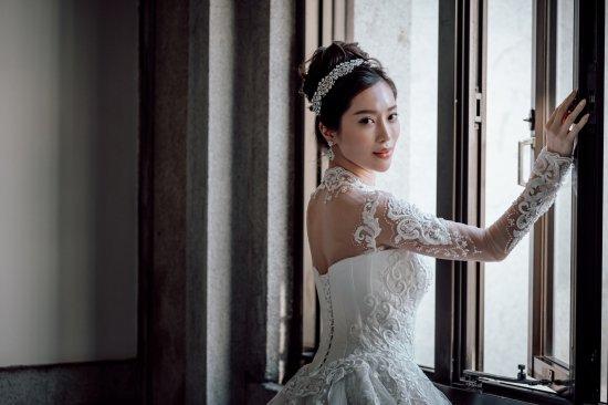 スノーホワイト ヘッドドレス 【A】 + イヤリングセット 5
