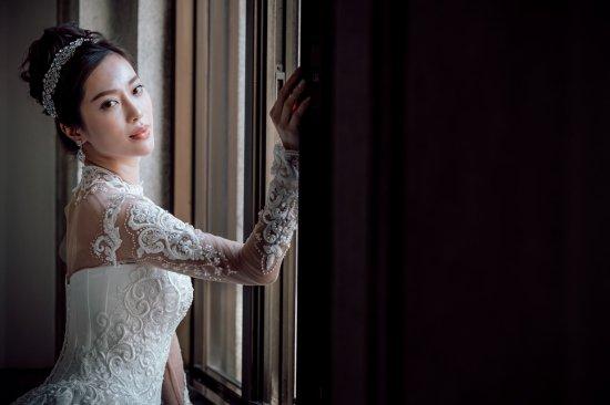 スノーホワイト ヘッドドレス 【A】 + イヤリングセット 6