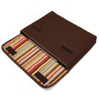 11インチ iPad Proケース・第4世代 iPad Airケース・Lサイズ「FILO」(ココア・シエナオレンジ)