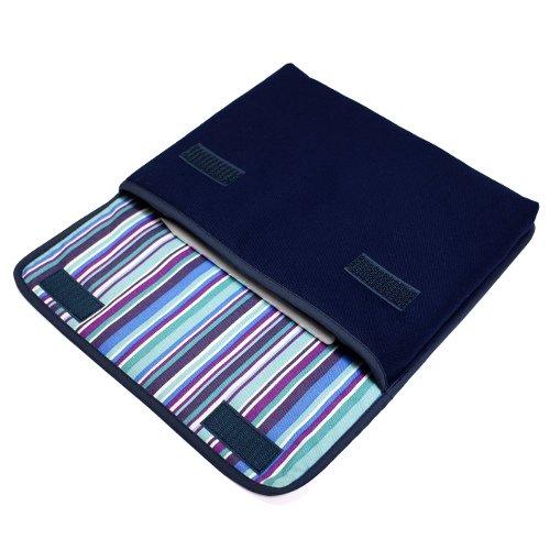 12.9インチ iPad Proケース・Lサイズ「FILO」(ネイビー・アズーリ)