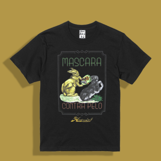 <img class='new_mark_img1' src='https://img.shop-pro.jp/img/new/icons59.gif' style='border:none;display:inline;margin:0px;padding:0px;width:auto;' />MASCARA CONTRA PELO Tshirt