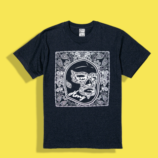 <img class='new_mark_img1' src='https://img.shop-pro.jp/img/new/icons59.gif' style='border:none;display:inline;margin:0px;padding:0px;width:auto;' />MASK PAISLEY Tshirt