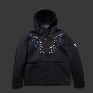 <img class='new_mark_img1' src='https://img.shop-pro.jp/img/new/icons20.gif' style='border:none;display:inline;margin:0px;padding:0px;width:auto;' />【40%OFF】NEOPRENE ZIP HOODIE