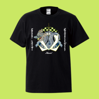 <img class='new_mark_img1' src='https://img.shop-pro.jp/img/new/icons15.gif' style='border:none;display:inline;margin:0px;padding:0px;width:auto;' />KENNY OMEGA DRAGON Tshirt
