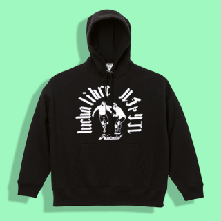<img class='new_mark_img1' src='https://img.shop-pro.jp/img/new/icons15.gif' style='border:none;display:inline;margin:0px;padding:0px;width:auto;' />LUCHA LIBRE HOODIE