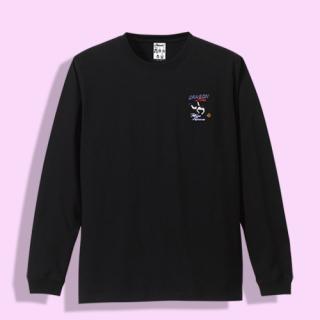 藤波辰爾×HAOMING L/S Tshirt