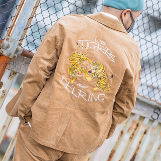 <img class='new_mark_img1' src='https://img.shop-pro.jp/img/new/icons15.gif' style='border:none;display:inline;margin:0px;padding:0px;width:auto;' />LOS TIGRES DEL RING JACKET
