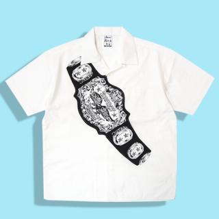 Champion Belt Open Collor Shirts