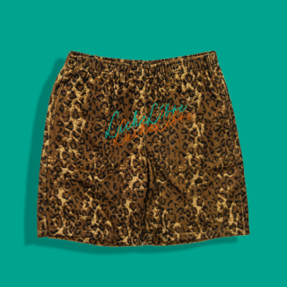 <img class='new_mark_img1' src='https://img.shop-pro.jp/img/new/icons15.gif' style='border:none;display:inline;margin:0px;padding:0px;width:auto;' />LUCHA LEOPARD Shorts
