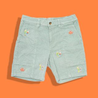 <img class='new_mark_img1' src='https://img.shop-pro.jp/img/new/icons15.gif' style='border:none;display:inline;margin:0px;padding:0px;width:auto;' />Luchador Corduroy Shorts