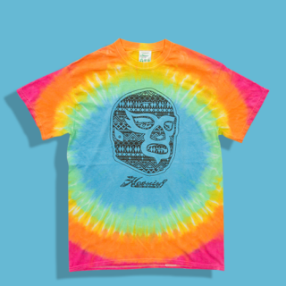 <img class='new_mark_img1' src='https://img.shop-pro.jp/img/new/icons15.gif' style='border:none;display:inline;margin:0px;padding:0px;width:auto;' />ICON AKT TIE DYE MASK Tshirt
