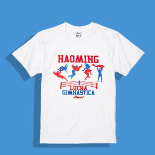 <img class='new_mark_img1' src='https://img.shop-pro.jp/img/new/icons15.gif' style='border:none;display:inline;margin:0px;padding:0px;width:auto;' />LUCHA GYMNASTICA Tshirt A