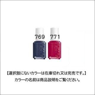●essie エッシー 764-771番