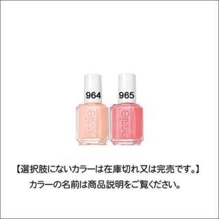 ●essie エッシー 964-969番