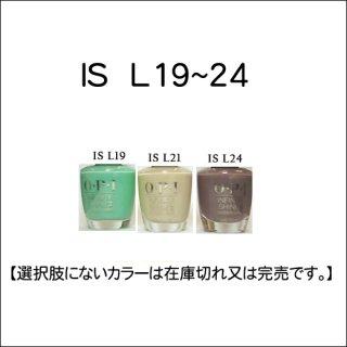 ●OPI オーピーアイ IS L19-24