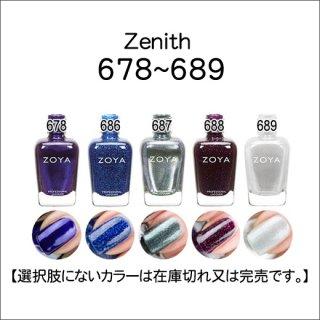 ●Zoya ゾヤ 678-689番
