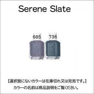 ●essie エッシー Serene Slate